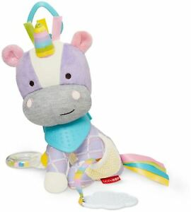 Skip-Hop-BANDANA-BUDDIES-ACTIVITY-TOY-UNICORN-Baby-Toys-Activities-BN