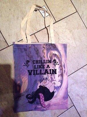 Dinamico Disney Chill Come Un Cattivo Bag New-mostra Il Titolo Originale Profitto Piccolo