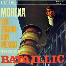 """7"""" BATA ILLIC Morena / Der Traum von Mexiko VOGUE-VICTORIA orig. 1965 NEUWERTIG!"""