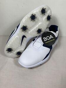 pretty nice db259 96fda Details about Nike Vapor Pro Boa Golf Shoes White/Navy AQ1790-101 Men's  size 11