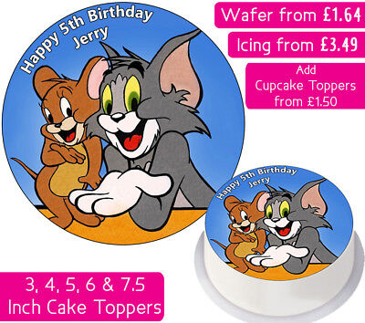 FRIENDS MILKSHAKE EDIBLE WAFER /& ICING PERSONALISED CAKE TOPPERS DECOR PARTY