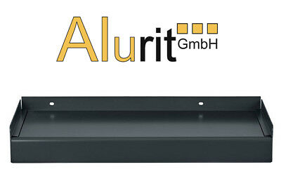 Aluminium Fensterbank Außen RAL7016 Anthrazit 50-225mm inkl Alu KlinkerAbschluss
