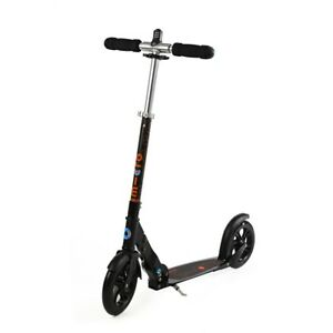 Micro-Scooter-Interlock-schwarz