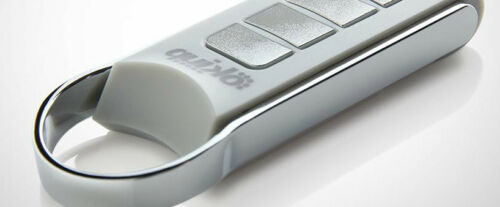 """QUIKO /""""LUXURY/"""" METAL 4 button REMOTE FOR ALL QUIKO GATE OPENERS"""