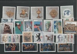 Germany-Berlin-vintage-yearset-Yearset-1988-Mint-MNH-complete-More-Sh-Shop