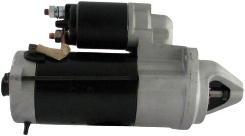 New Starter W170 Kobelco 0000121026 0-001-231-026  19796