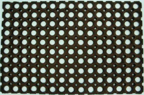 Fußmatte Türvorleger Paddockmatte Paddockplatte Gummimatten Gummy 100x150cm