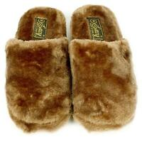 Fuzzy Xtra Soft Plush Cushion Indoor Outdoor Non Slip Sole Slippers