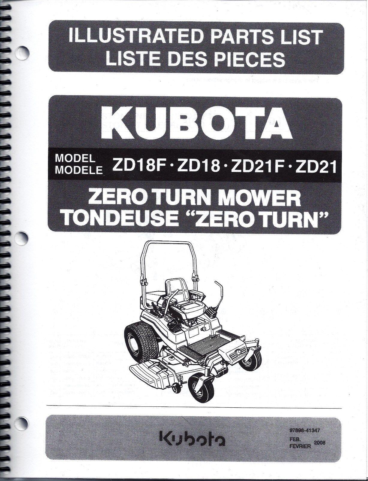 Kubota Zd21 Parts Diagram   Wiring Schematic Diagram on