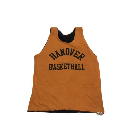 Vintage 70s Russell Athletic Hanover High School B