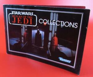 Vintage-Star-Wars-1983-Kenner-Catalog-Booklet-ROTJ-Collections-65-Figures