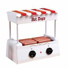 Nostalgia Electrics Vintage Collection Old Fashioned Hot Dog Roller HDR565, New