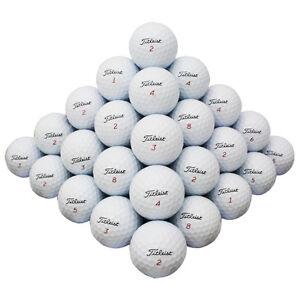 120 Titleist Mix Good Quality Used Golf Balls AAA