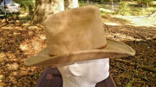Cowboy Hat Western Wear Size 6 7/8 Tan by Lone Sta