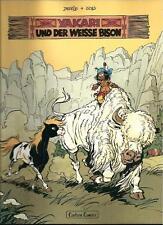 YAKARI  UND DER WEISSE BISON  # 0/'78 CARLSEN VERLAG VERLAGSFRISCH