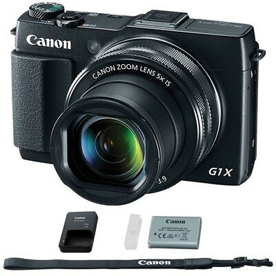 Canon PowerShot G1 X Mark II / G1X mk 2 Digital Camera