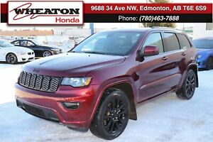 2018 Jeep Grand Cherokee Altitude IV 4WD