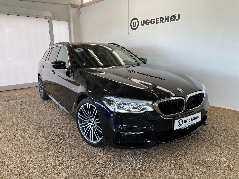 BMW 530d 3,0 Touring M-Sport aut. 5d - 689.000 kr.