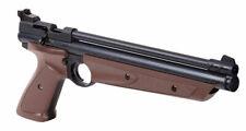 Crosman American Classic Pump Pellet .177 600fps Air Gun Pistol Brown P1377BR