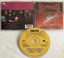 Reverend - World Won't Miss You CD OOP CHARISMA riot vicious rumors testament