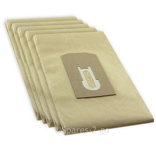 10 x des sacs à poussière /& 2 x disque ceintures fits Oreck Aspirateur xl8300 xl9100 Hoover