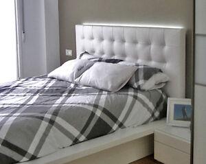 Das Bild Wird Geladen Betthaupt Polsterkopfteil Bettkopfteil Bett Gepolsterte