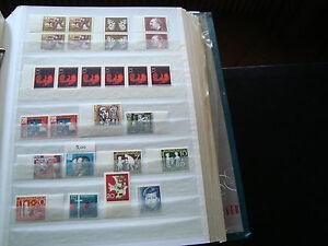 Germany-Rfa-26-Stamps-Majorities-N-Stamp-Germany