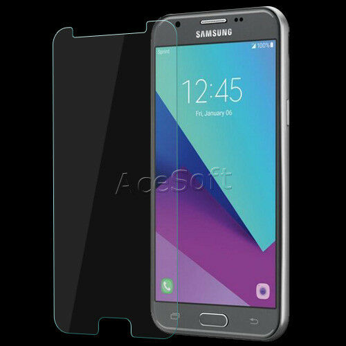 Premium Tempered Glass Screen Protector For Samsung Galaxy J3 Prime Sm J327t USA