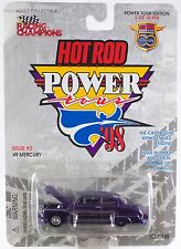 Racing Champions Hot Rod Magazine Power Tour '98 '49 Mercury MOC 1998