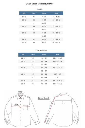 Navy AH618 Mens/' dress shirt two tone double layer collarI Italian desi White//D