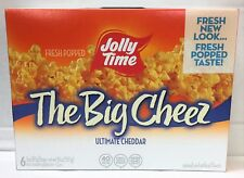 Item 4 Jolly Time The Cheez Ultimate Cheddar Microwave Popcorn 18 Oz Cheese