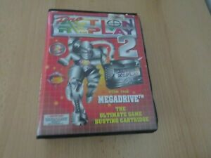 Megadrive-Game-Pro-Action-Replay-2