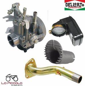 CARBURATORE-DELL-039-ORTO-SHBC-19-COMPLETO-FILTRO-COLLETTORE-VESPA-50-125-PK-XL-3FOR