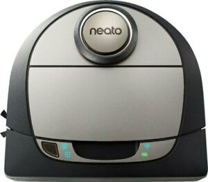 Neato Robotics Botvac D7 Connected App-Controlled Robot Vacuum - Black / Gray