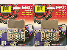 EBC FA252HH Sintered Full Front Brake Pad Set Yamaha MT-09 ABS 13-14