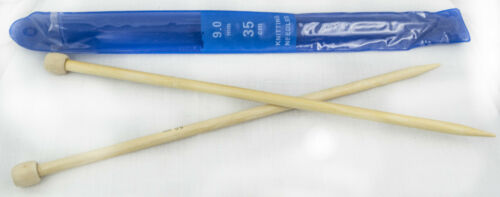 up to 80 cm length Knitting Needles 4 mm to 15 mm diameter