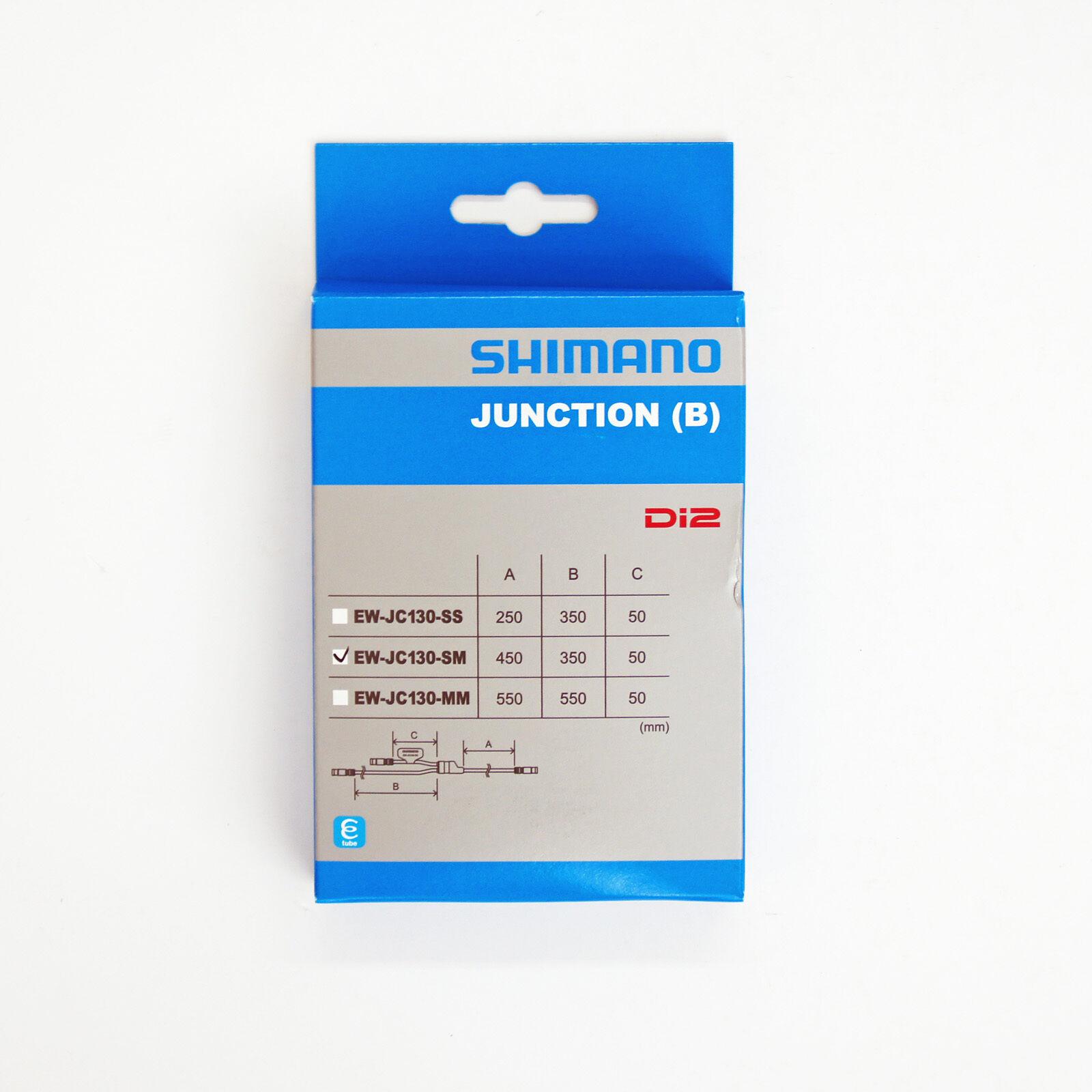 Shimano EWJC130 YSplit Rooting ETube Wires 450  350  50 mm IEWJC130SM