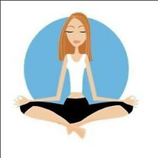 GUIDED MEDITATION CD, 3 SESSIONS WITH FEMALE VOICE