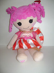 Build a Bear Crumbs Sugar Cookie Lalaloopsy 19 inch Doll Outfit Dress Plush Set