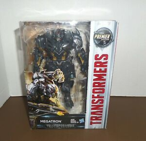 TRANSFORMERS TLK THE LAST KNIGHT VOYAGER CLASS PREMIER EDITION MEGATRON NEW