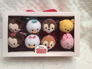 Toys & Hobbies Tsum Tsum Vacation Mickey Minnie Chip Dale Dumbo Donald Duck Daisy Duck Plush Toys For Girls