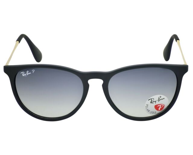 d4524915abf382 Ray-Ban RB4171 Erika Women s Oversized Round Sunglasses 54 Mm Havana Rubber