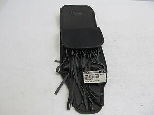 Suzuki-VL800-Volusia-C800-Intruder-C50-Boulevard-LEATHER-TANK-Belt-Cover-CHAPS