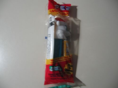 PEZ: Icee Polar Bear w//hat Brand New and Sealed blue stick red pack