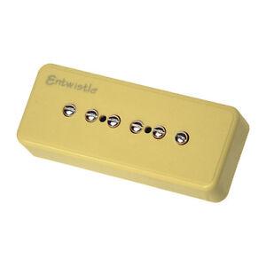 Entwistle-X-90-039-Soap-Bar-039-Single-Coil-Pickup-Alnico