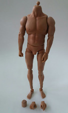 Toy Action Figure Body Man Male Muscle 1/6 Scale Model Collection