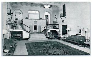 The-034-New-034-Colonial-Hotel-Interior-15th-amp-M-Street-Washington-DC-Postcard