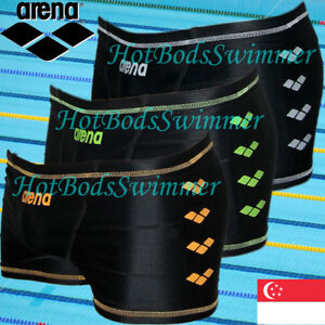 Arena-AST14143-Low-Rise-Swimwear-Boxer-Shorts-Trunks