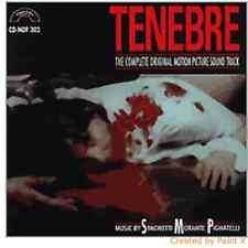 GOBLIN-Tenebre-ARGENTO '82 Giallo/Thriller OST-NEW CD