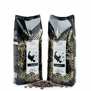 Coffee in Whole Beans  Brazil - 2 x 1 kg